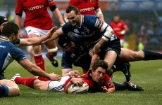 Leinster look to shore up the wings as they eye Amlin Final