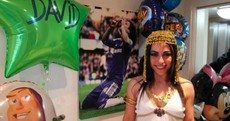 So Eva Carneiro wore a Cleopatra costume to David Luiz's birthday party