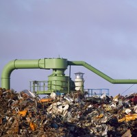 Gas from a dump in Kildare to become electricity for 14,000 houses