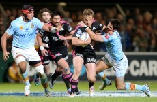 Amlin Challenge Cup: Stade take narrow victory, place in RDS final