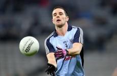 O'Brien named in Dublin team to face Tyrone