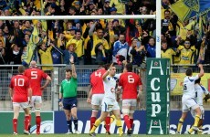 Reaction: Magnificent Munster fall just short of cracking Clermont
