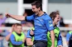 Reaction: Double dream alive for Leinster after 5-try rout