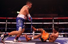The Olympic Silver Medalist Was Down In The Fourth But Edged Out The Mexican By A Unanimous Decision