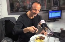 Football pundit loses bet, sees through promise to eat a rat