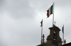 Update: Shooting outside premier's office in Italy