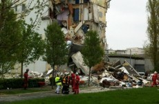 Two dead in France apartment block collapse