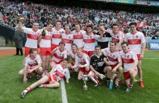 Derry secure Division 2 league title against Westmeath