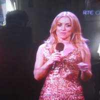 Here's the dance Kathryn Thomas did on The Voice of Ireland