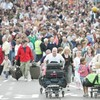7.4pc more overseas tourists in first three months of The Gathering