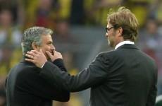 Klopp denies leaking Mourinho information on reported Chelsea return