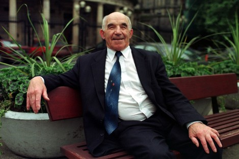 Former TD Harry Blaney, pictured in 1998.