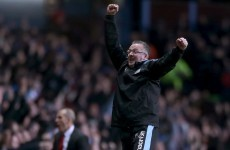 6 of the best and a Benteke hat-trick for Villa as Di Canio fumes