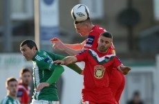 Disaster strikes twice for Bray as Cork City snatch late win