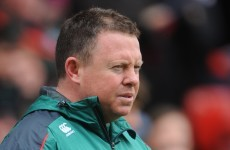 Leicester confirm Matt O'Connor has held coach talks with Leinster