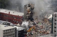 """It's eerie"": Christchurch's stranded Irish speak of earthquake horror"