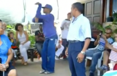 WATCH: The only father son dance battle you ever need to see
