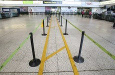 Management to help with security screening at Dublin Airport