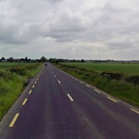 Motorcyclist in a serious condition after being hit by a car in Kildare