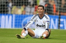 Cristiano Ronaldo's buy-out clause is how much??