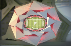 The new Atlanta Falcons stadium might just be the coolest thing ever