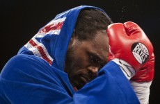 Audley Harrison has retired from losing in the first round of fights