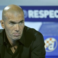 Glowing reference: Bale is best in Europe... according to Zizou