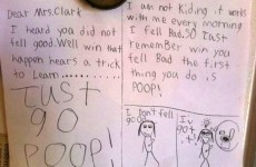 10 reasons you should always read notes from kids carefully