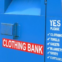 Shatter calls for report on the activities of gangs targeting clothing banks
