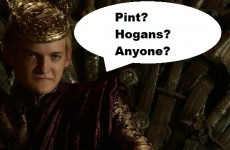 Several King Joffrey (that b***ard) sightings around Dublin