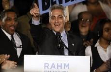 Rahm Emanuel elected Mayor of Chicago