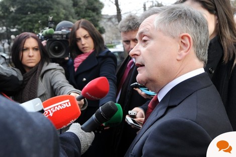 """Brendan Howlin: """"Structured and inclusive consultation, open and honest dialogue and positive and constructive relations with all stakeholders and interests are vital to support informed and evidence-based decision making."""""""