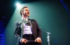 Justin Timberlake announces Phoenix Park show