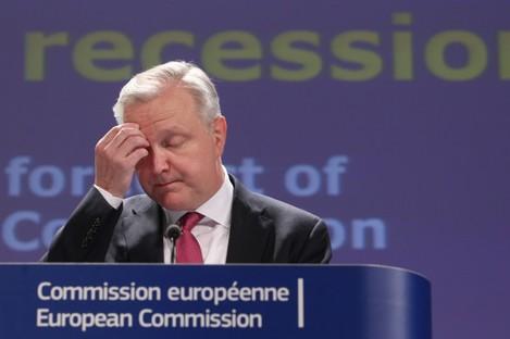 Cheer up, Olli Rehn - it's Friday.