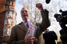 Anti-immigration party UKIP: election victory marks 'a real change in politics'
