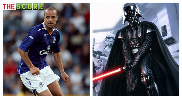 The Empire's Right Back: It's your Star Wars footballers XI