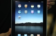 Reports say that the iPad 2 is out next week