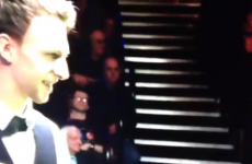 VIDEO: Judd Trump is interrupted by a fan farting during his shot