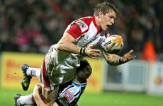 Trimble and Pienaar combine to clinch home semi-final for Ulster