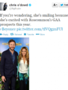 Snapshot: Beyonce 'excited' by Roscommon GAA's prospects
