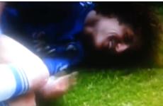 VIDEO: David Luiz smiles as Rafael gets sent off