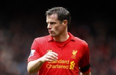 Brendan Rodgers hails 'colossal' Carragher