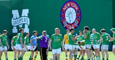 Leitrim cruise to Championship win in New York