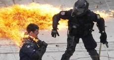 Greece engulfed by riots amid national general strike