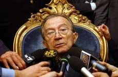 Controversial seven-time Italian premier Andreotti dies aged 94