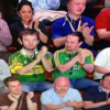 Kerry and Leitrim unite to cheer on Rocket Ronnie at The Crucible