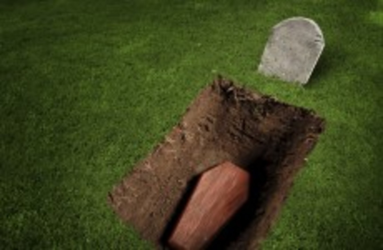 Burials without coffins' could save families money