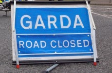 Man dies after car hits a bus in Donegal