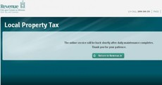 Users encounter problems with Revenue website on property tax deadline day