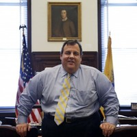 New Jersey governor Chris Christie reveals he had gastric band surgery